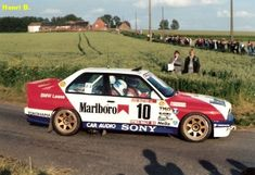 1991 n° 10 foto x - Ypres rally - speedsport1 - Photos - Club Club.caradisiac.com