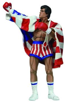 #Rocky Video Game Rocky 7-Inch Action Figure - Midtown Comics