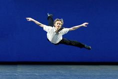 Daniil Simkin is a leaping wizard. Photo by Gene Schiavone.