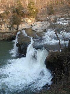 Cataract Falls (Indiana) - Wikipedia