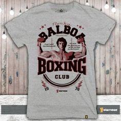 Camiseta Rocky Balboa Boxing Club