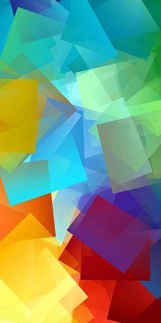 Simple Cubism Abstract 155 Print by Chris Butler.  #art #abstract #cubism #artdeco #design #interior #home #Decor #wallart #modern #contemporary #homedecor #abstractart #interiordesign #colorful #canvas #print #digitalart