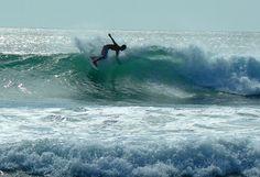 Cutting Back at Playa Negra, Costa Rica