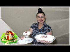 PAVÊ DE  LEITE NINHO COM MORANGOS ,SOBREMESA RÁPIDA em 5 MINUTOS-Culinária em casa - YouTube