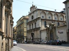 Chiesa di San Maurizio al Monastero Maggiore di Milano - Chiesa - Arte.it