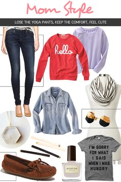 "A Lovely Lark: Mom Style Vol. 1"". I have plenty of these pull overs. Love them!"