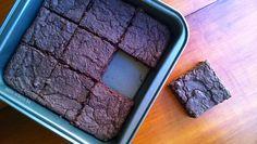Brownies de lentejas veganos, Oasis Urbano BA