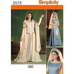 a58c55edc3 Buy Simplicity Pattern Misses  Costumes