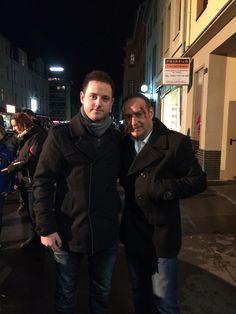 Marcel and Erdoğan Atalay