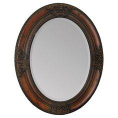 Found it at Joss & Main - Edgar Oval Oversized Wall Mirror