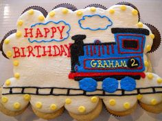 Pull-Apart Cupcake Cake | Polka Dot Bake Shop, Charlotte