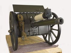 Royal Horse Artillery, Battle Of The Somme, World War One, Online Collections, Wwi, Cannon, Weapons, Guns, British