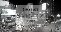 We visited Vietnam in January 2019 during our three month trip to Asia. Read our 5 days guide to Saigon and find out what we saw, ate and recommend doing. Bus Number, Saigon Vietnam, Visit Vietnam, Mekong Delta, Hotel Reception, Hoi An, Ho Chi Minh City, Things To Do, Posts