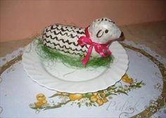 Zobrazit detail - Recept - Velikonoční beránek