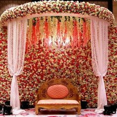 Top 51 Wedding Stage Decoration Ideas (Grand & Simple) - Decoration Home