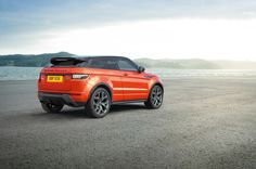 New #range #rover #evoque #coupe #autobiography #dynamic