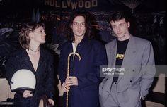 Mary Stuart Masterson, Johnny Depp, and Aidan Quinn / Benny & Joon Cast (1993)