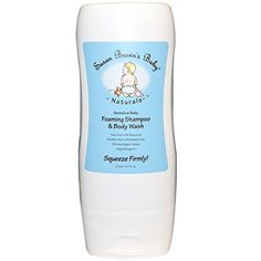Introducing Susan Browns Baby Sensitive Baby Foaming Shampoo  Body Wash 85 fl oz 250 ml 3 PACK Vitaminder Power Shaker Bottle 20 oz Bottle BUNDLE. Get Your Ladies Products Here and follow us for more updates!