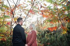 Our backyard in Mississippi Mills, ON is the perfect woodland for a romantic session Fall Engagement, Engagement Session, Engagement Photos, Ottawa Valley, Early Autumn, Mississippi, Photo Sessions, Candid, Woodland