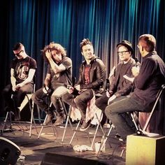 Fall Out Boy at The Grammy Museum at L.A. LIVE