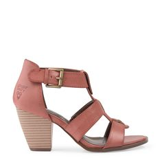 Pink Gladiator Shoe Gladiator Shoes, Wardrobe Ideas, Dusty Rose, Heeled Mules, Fashion Online, African, Sandals, Lady, Heels