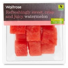 Waitrose watermelon - Waitrose