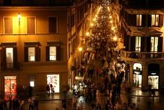 Via Condotti Rome