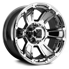 22 best rims images chrome wheels rims tires truck wheels Fuel D564 Beast 20X9 xd revolver chrome wheels find the classic rims of your dreams allcarwheels