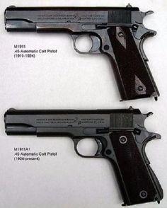 Colt 911A1 .45 ACP