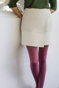 Osaka(Reversible Skirt) by Colette Patterns $9