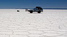 Los mayores recursos de litio del mundo están en el salar de Uyuni, en Bolivia
