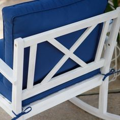 Leisure Chair Balcony Chair Can Load 200kg Foldable Adult Chair Adult Electric Rocking Chair With Adjust Seat
