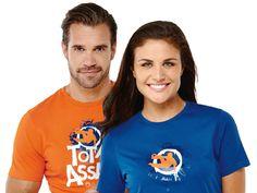 Indossa il tuo brand con le nostre t-shirt personalizzate!