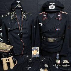 Panzer uniform