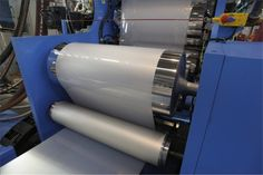 AMUT applies more than 50 years experience in plastic sheet extrusion to offer its Customers complete and technologically advanced lines to produce foils and sheets from a wide range of thermoplastic materials, to be used for a large number of different applications. The AMUT production range includes extrusion lines with nominal width from 400 to 3300 mm and thickness from 150 microns for foils up to some centimeters for sheets or multicellular panels.