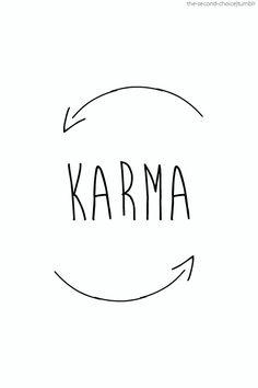 #karma #sotrue