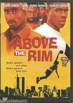 Above The Rim DVD 2003 Widescreen and Full Frame Tupac Shakur | eBay