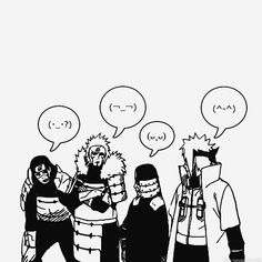 The Hokages --- their personalities in a nutshell