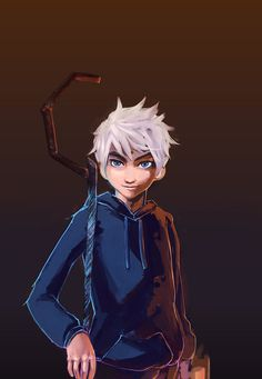 Jack Frost by *llllawliet on deviantART