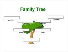 Genogram Templates  Free Word Pdf Psd Documents Download