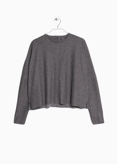 €19,99 - Suéter minimal - Mango