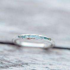 Aquamarine Ring // Hidden Gems – Gardens of the Sun