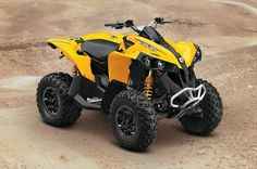 Excellent models of ATV products and companies BRP Can-Am, and it has proved to watch many times. Inspired by the sporty models we unlearn to present one of their ATV models. This time it is the 2013 Can-Am Renegade 500, which has excellent performan