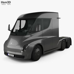 Buy Tesla Semi Day Cab Tractor Truck 2018 by on The model was created on real car base. City Skylines Game, Car 3d Model, Tesla Motors, Motor Car, Tractors, Bicycle, Trucks, Vehicles, Models