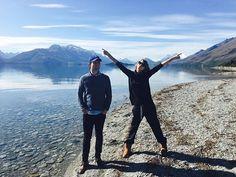 """Swift family road trip! South Island, NZ"""