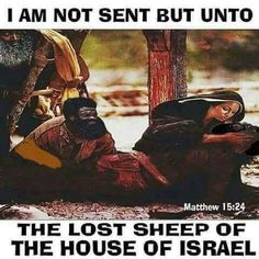 It's not about skin color we know Christ was black. It's about the message that he spoke to Israel. Wake up pay attention to he words! He was speaking the words of Our Heavenly Father.