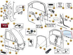 Jeep Grand Cherokee ZJ A/C & Heating Parts0516 Grand