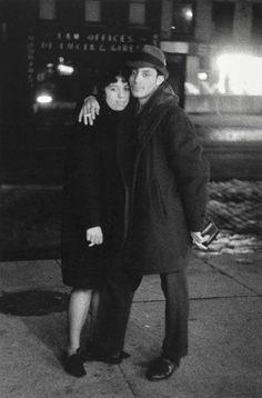 Diane Arbus, Couple on Street