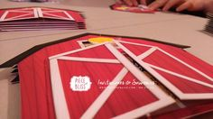 Invitación infantil – Granja   Tarjetas Invitaciones y Souvenirs - Montevideo