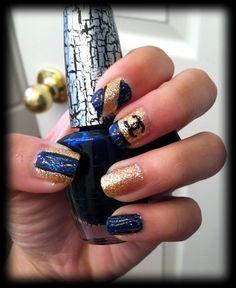 Chanel nails v1